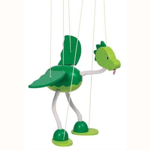 Goki 51942 - Marionette Dinosaurier Nepomuk