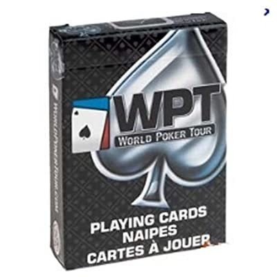 Bicycle World Poker Tour (noir)