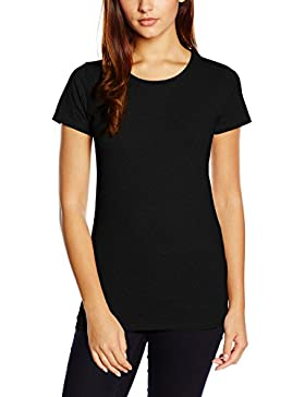 Tommy Hilfiger Cotton Cn tee SS Iconic - Camiseta Mujer