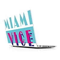Sticker Masters Miami Vice Laptop Sticker