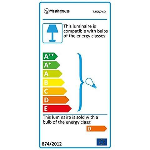 Westinghouse-Bendan-Ventilador-de-Techo-R7s-80-W-Cromo-Satinado