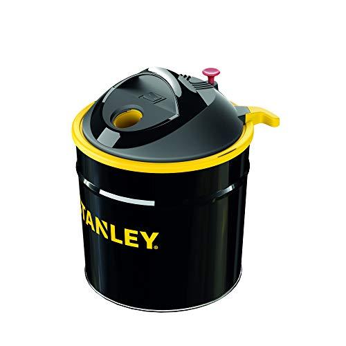 Stanley SXVC20TPE Aspirador de Cenizas, 900 W, Amarillo Y Negro