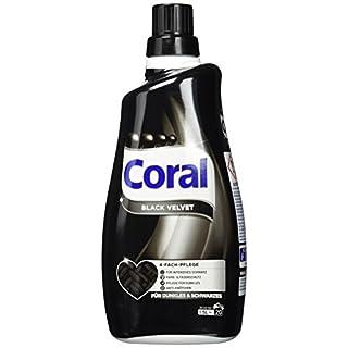 Coral flüssig Feinwaschmittel Black Velvet XXL, 120WL (6 x 20WL)