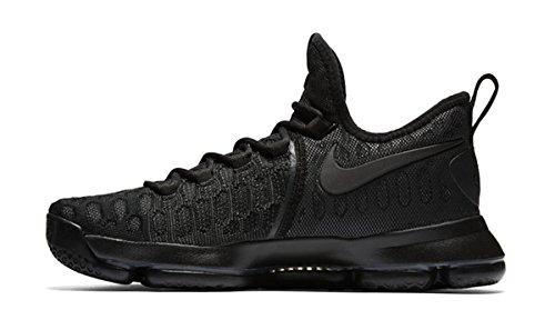 Nike 855908-001, Scarpe da Basket Bambino Nero