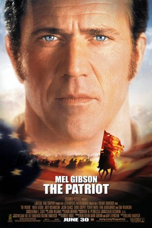 Import Posters The Patriot - Mel Gibson - U.S Movie Wall Poster Print - 30CM X 43CM Brand New