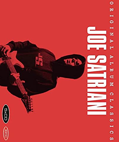 Cd Joe Satriani - Original Album Classics [Import