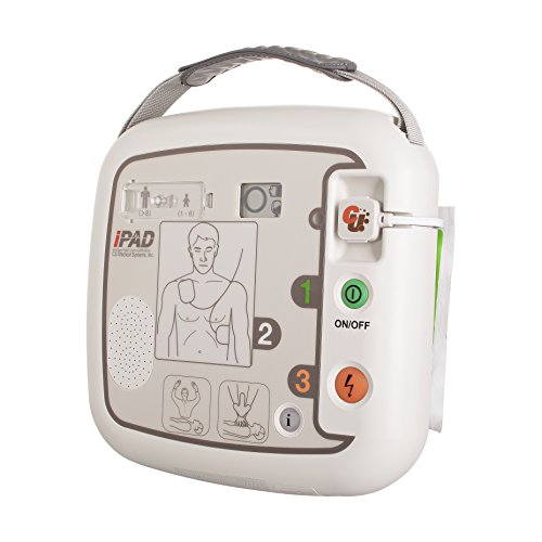 Automatische Defibrillator (CU-MEDICAL iPAD CU-SP1 AED Defibrillator Halbautomat)