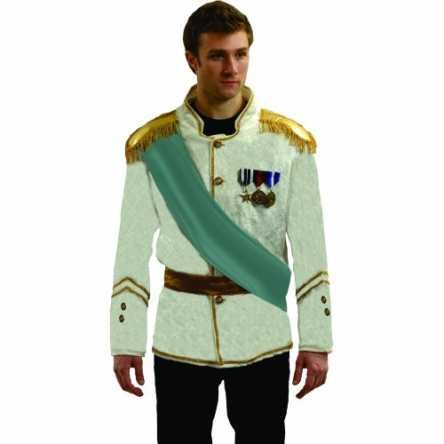 Kostüm Männer Charming Prince - Dress Up America Royal Prince Jacket Eine Erwachsene