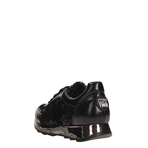 Twin-set Da7cc5 Sneakers Donna Nero