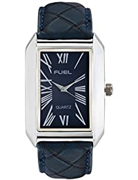 Laurels Blue Color Analog Men's Watch With Strap: LWM-JT-030307