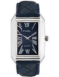 Laurels Blue Color Analog Men's Watch With Strap: LWM-JT-030307