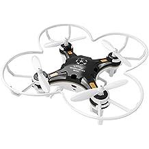 Hanbaili FQ777 Mini Pocket Drone con controlador intercambiable y 3D Flip modo sin cabeza Mini Quadcopter para juguetes de niños