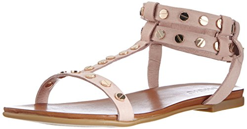 Inuovo AMSTERDAM, Sandales à bride femme Rose - Pink (BLUSH LEATHER)