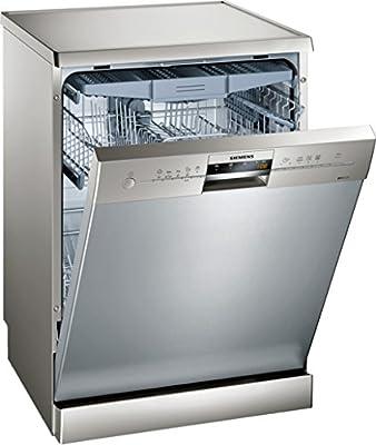 Siemens SN25L882EU Independiente 13espacios A++ lavavajilla - Lavavajillas (Independiente, Silver,Stainless steel, Botones, De plástico, A, A)