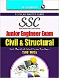 SSC: Junior Engineers Exam Guide: Junior Engineers (Civil & Structural) Exam Guide