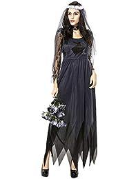 MZQ Cordón De Las Mujeres Borde del Vestido De Novia del Fantasma De La Gasa De