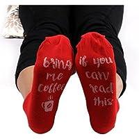 Squishtoy Womens Socks Women Winter Warmer Socks Warmers para Calcetines de Invierno (G)