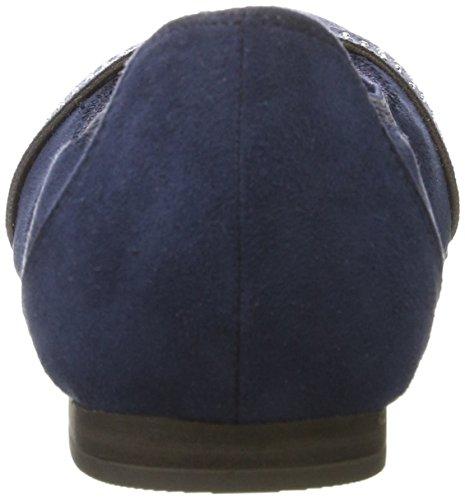 Marco Tozzi Cool Club 42401, Ballerines Fille Bleu (Navy 805)