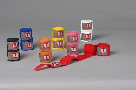 Ju-Sports Boxbandagen, rot, 6800001