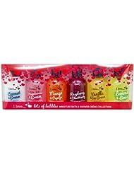 I Love Lots Of Bubbles Assortiment de 6 Gels de Douche 100 ml