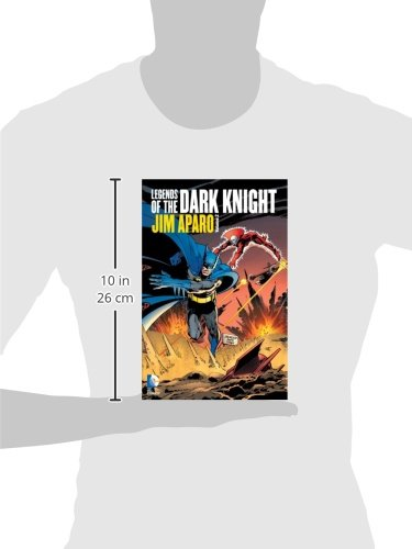 Legends of the Dark Knight Jim Aparo Volume 2 HC (Batman)