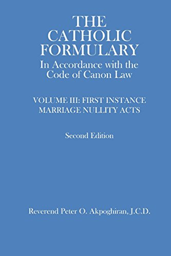 Zoom IMG-2 the catholic formulary in accordance