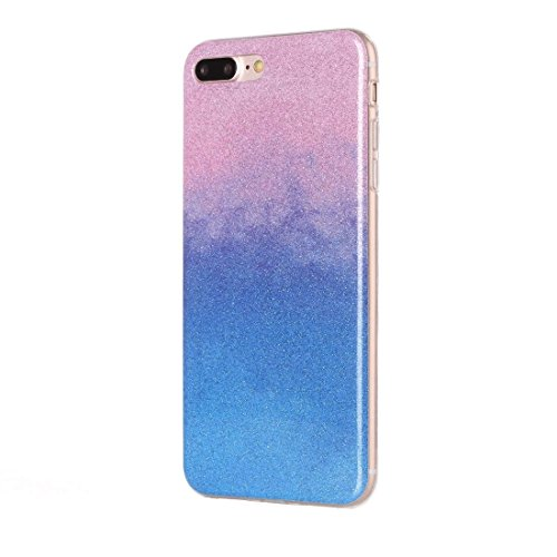 Hülle für iPhone 7 plus , Schutzhülle Für iPhone 7 Plus Glitter Powder Soft TPU Schutzhülle ,hülle für iPhone 7 plus , case for iphone 7 plus ( SKU : IP7P2260S ) IP7P2260TT