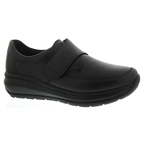 Joya Relax 697 CAS 4013 Leather Synthetic Womens Shoes Black 38 13