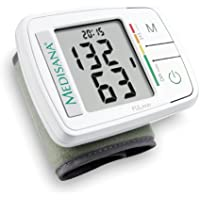 Medisana HGF - Tensiómetro de muñeca, con función semáforo