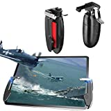 Newseego PUBG Mobile Gamecontroller, Tablet Controller Gamepad und L1R1 Trigger Sensitive Shoot und Zieltaste für iPad & Smartphone für Knives Out/Überlebensregeln/PUBG
