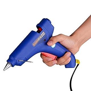 AUTOPDR NEW 100W 100V-240V High Temperature Hot Melt Glue Gun Automatic Temperature Heating Power Fast Heat Tool