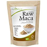Poudre De Maca Bio (500g) | MySuperFoods | Riche en nutriments sains | Ancienne...