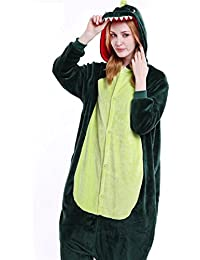 Kigurumi Pijamas Traje Disfraz Animal Adulto Halloween Cosplay-IFLIFE