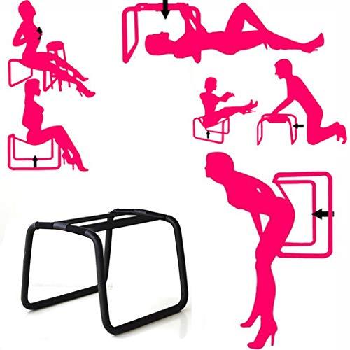 Juguetes Sexuales para Hombre y Mujer Pareja Taburete de Amor Sex Chair Sexy Tool 2019 Elasticidad sin Peso Mejorar la Capacidad Sexual