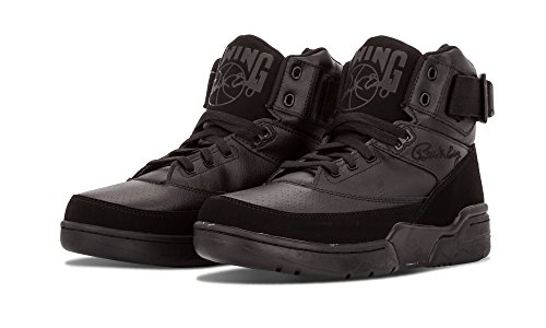 Chaussures de Basketball EWING ATHLETICS Ewing 33 Hi Noir
