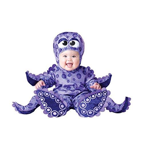 Kleid bis Tiny Tentakeln Baby Kostüm, (Kleider Erwachsene Disney)
