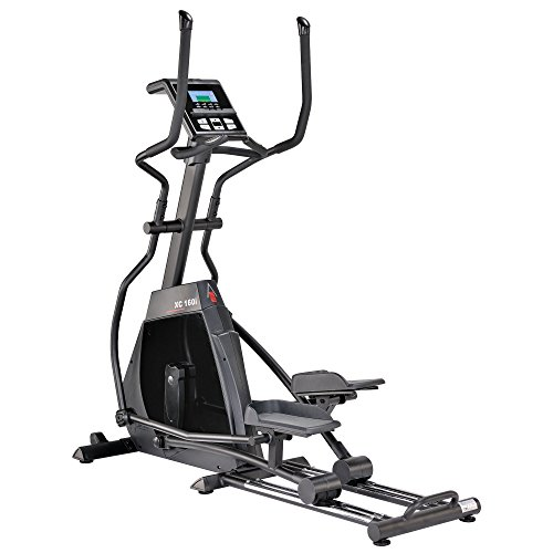 DKN XC-160i Elliptical Cross Trainer - Black