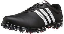 adidas Men s Adipure Flex Wd Cblack Ft Golf Shoe Black 7.5 2E US