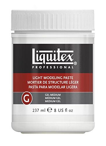 Liquitex Professional - Pasta modelar ligera 237 ml