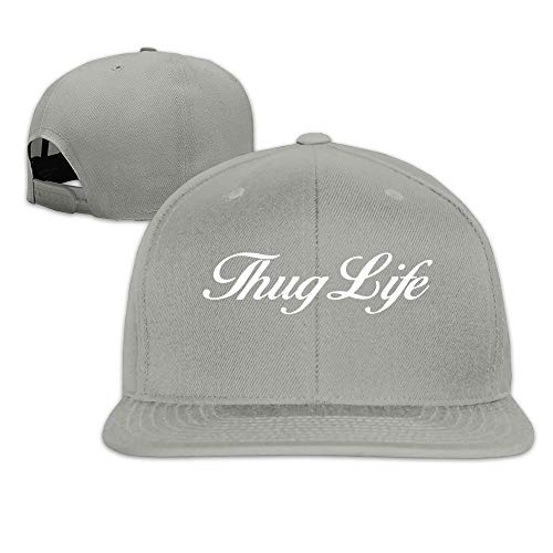 Bikofhd CEDAEI Fun White Color Flat Bill Snapback Adjustable Golfer Caps Hats Navy ()