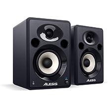 Alesis Elevate 5, Casse Monitor Attive da Scrivania Biamplificate con Audio di Qualità, Ottimi per Film, Gaming, Musica e Produzione Multimediale, 120 W Picco, Coppia - Alesis Amplificatore