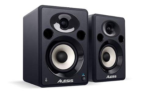 Alesis Elevate 5 Powered Desktop Studio Monitor Speakers 120 Watt Peak - Pair