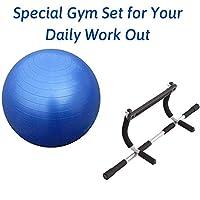 B4E Gym Ball and Unisex