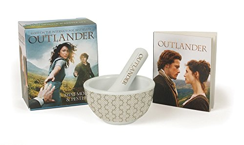 Outlander: Mini Mortar & Pestle Set