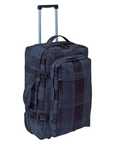 Imagen de trolley  bolsa de viaje  de viaje checker con muchos extras y ruedas ca 52x 32x 22