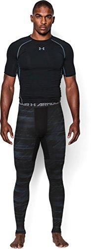 Under Armour, Pantaloni da fitness Uomo, modello: CG Novelty Nero (Blk/Stl)
