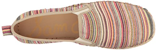 Sam Edelman Damen Carrin Espadrilles Bright Multi Stripe