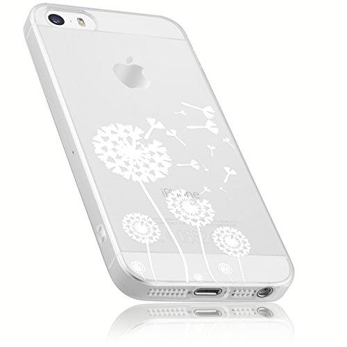 Phone SE 5 5s Hülle im Pusteblume Design ()