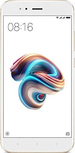 "Xiaomi Mi A1 14 cm (5.5"") 4 GB 64 GB SIM Doble 4G Oro 3080 mAh - Smartphone (14 cm (5.5""), 1920 x 1080 pixels, 4 GB, 64 GGB 12 MP, air)"