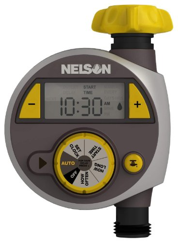 Nelson 56607Timer mit LCD-Display, groß